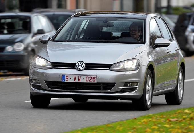 Volkswagen Golf 1.6 TDI 105 DSG-7 #1