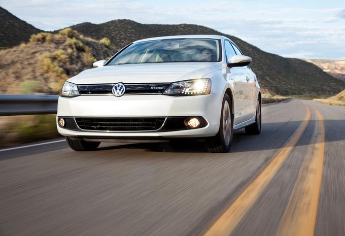 Volkswagen Jetta Hybrid #1