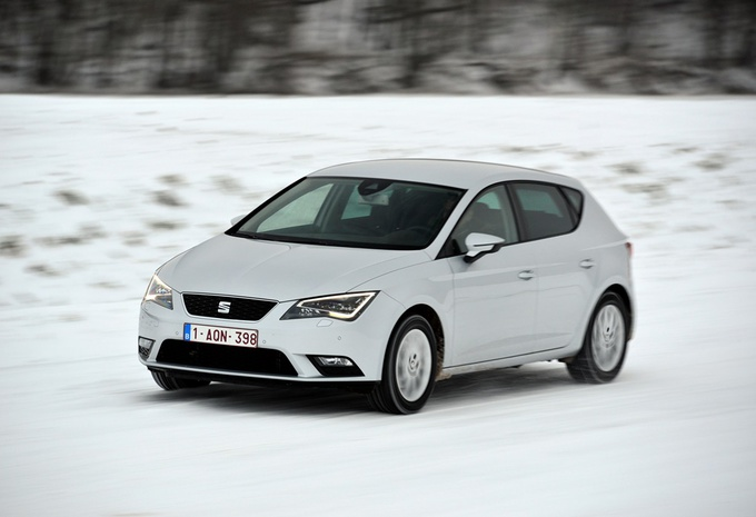 essai seat leon 1 6 tdi 105 moniteur automobile. Black Bedroom Furniture Sets. Home Design Ideas