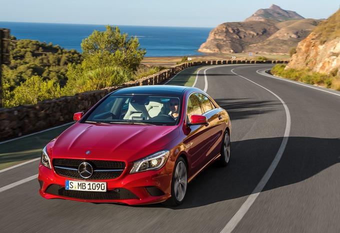 Mercedes CLA #1