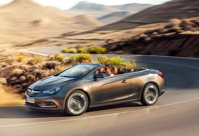 Opel Cascada #1