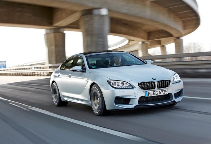 BMW M6 Gran Coupé #1