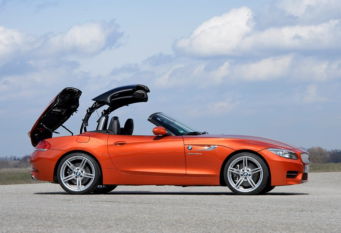 Foto S Bmw Z4 Sdrive 35is Autogids