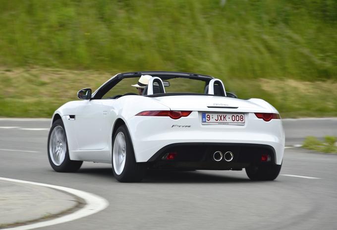 Jaguar F-Type V6 #1