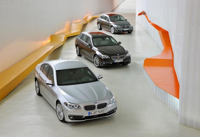 BMW 5-Reeks #1