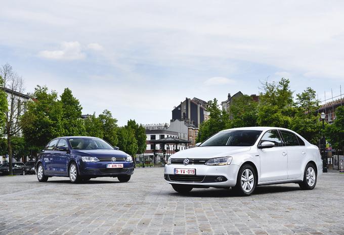 Volkswagen Jetta 1.4 TSI 122 vs Volkswagen Jetta 1.4 Hybrid : Vert à tout prix? #1