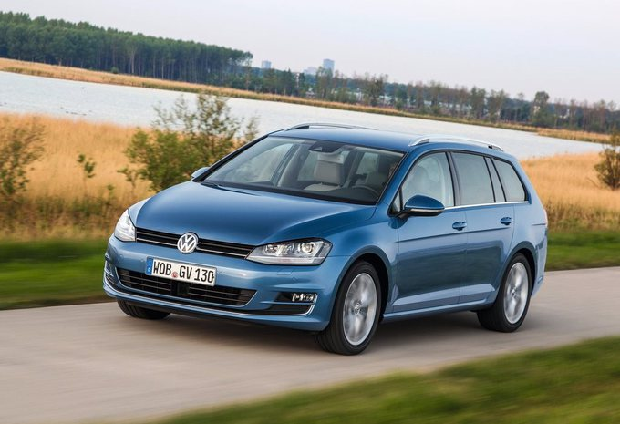 Volkswagen Golf Variant #1