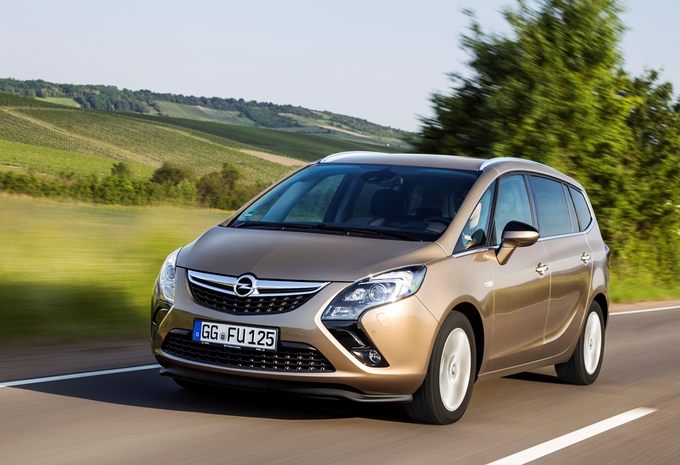 Opel Zafira Tourer 1.6 CDTI #1