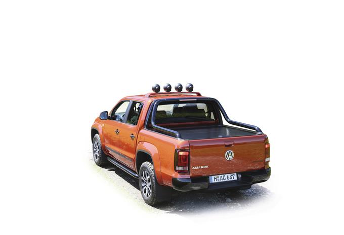 images volkswagen amarok canyon moniteur automobile. Black Bedroom Furniture Sets. Home Design Ideas