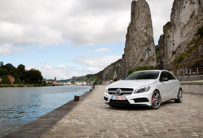 Mercedes A 45 AMG 4Matic #1