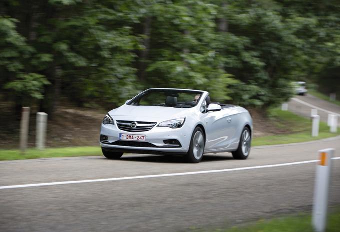 Opel Cascada 1.6 T #1