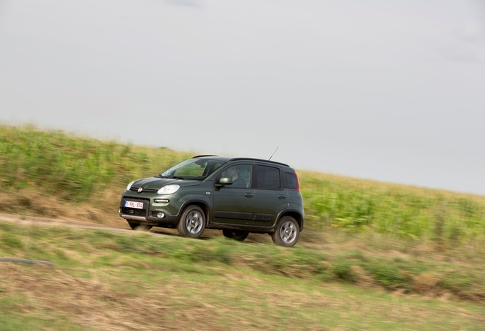 Fiat Panda Climbing 4x4 #1