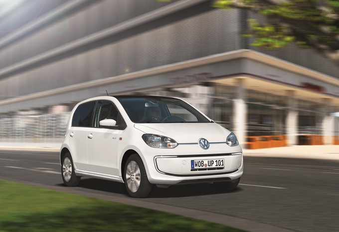 Volkswagen e-Up #1