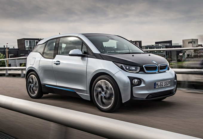Test Bmw I3 Autogids