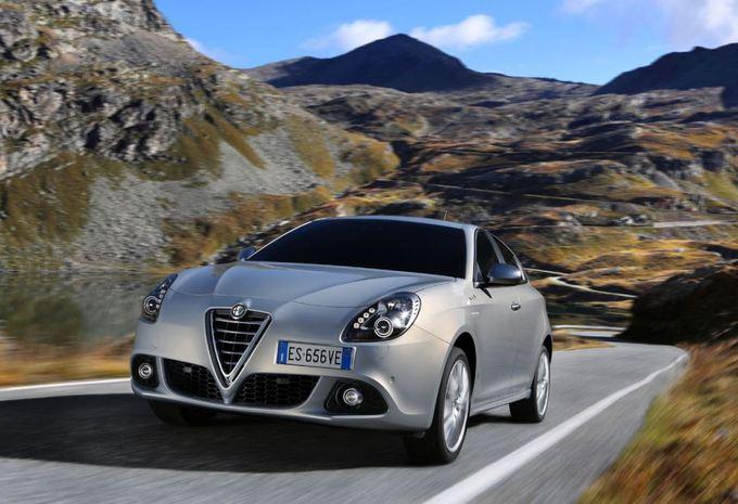Alfa Romeo Giulietta #1