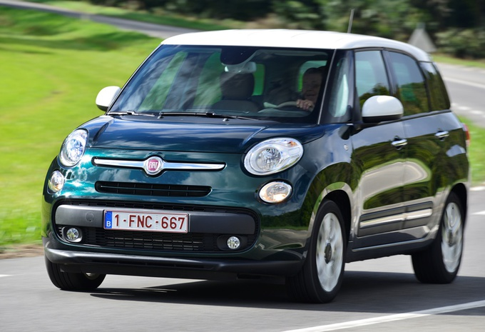 essai fiat 500l living 1 6 mjet 105 moniteur automobile. Black Bedroom Furniture Sets. Home Design Ideas