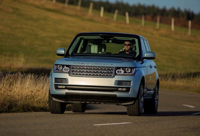 Range Rover Hybrid #1