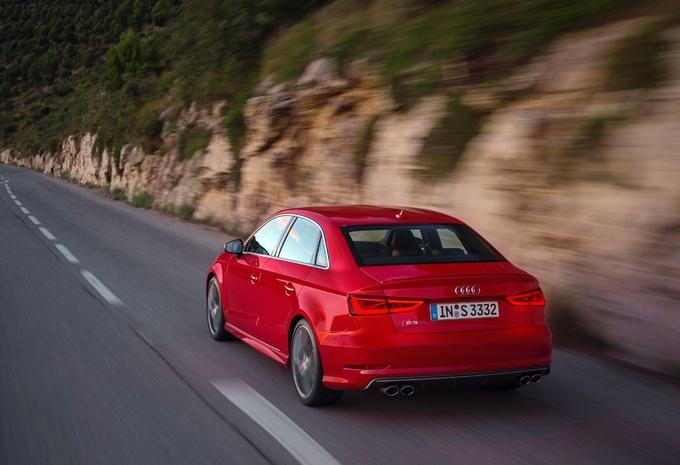 Audi S3 Berline #1