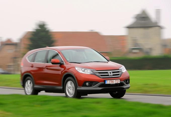 Honda CR-V 1.6 i-DTEC #1