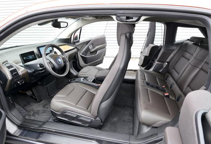 images bmw i3 rex moniteur automobile. Black Bedroom Furniture Sets. Home Design Ideas