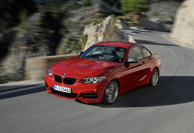 BMW Série 2 Coupé #1
