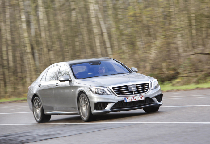 Mercedes S 63 AMG L 4Matic #1