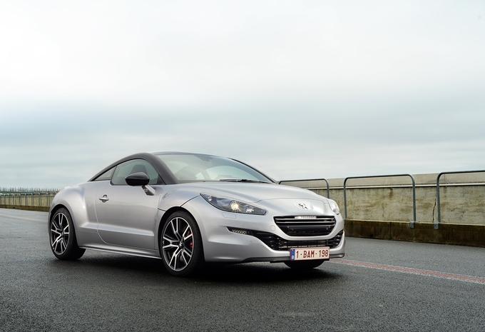 Peugeot RCZ-R #1