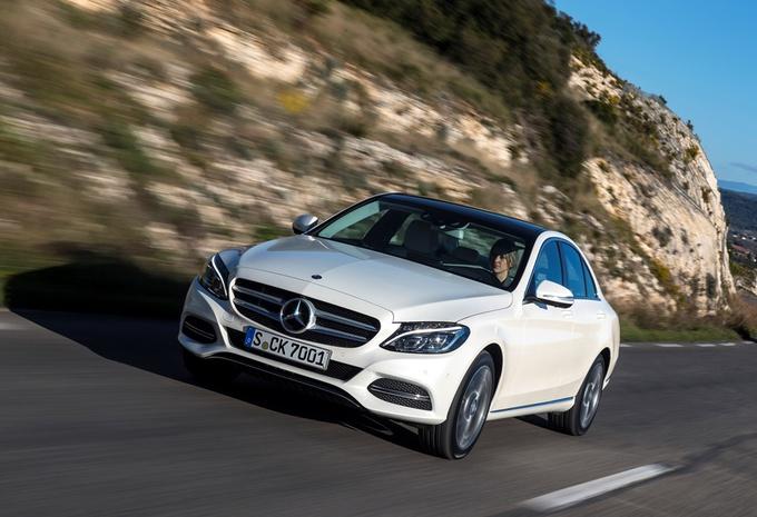 Mercedes Classe C #1