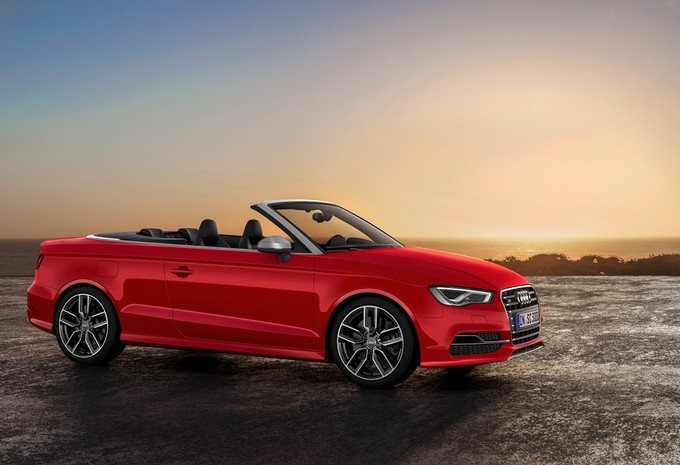 images audi s3 cabrio moniteur automobile. Black Bedroom Furniture Sets. Home Design Ideas