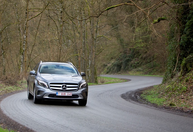 Mercedes GLA 220 CDI 4Matic #1