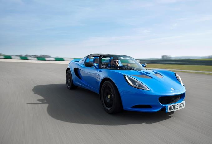 Lotus Elise S Club Racer #1