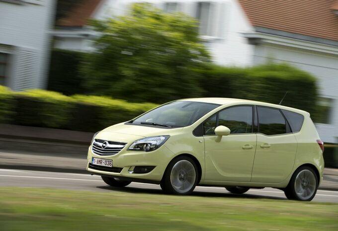 Opel Meriva 1.6 CDTI #1