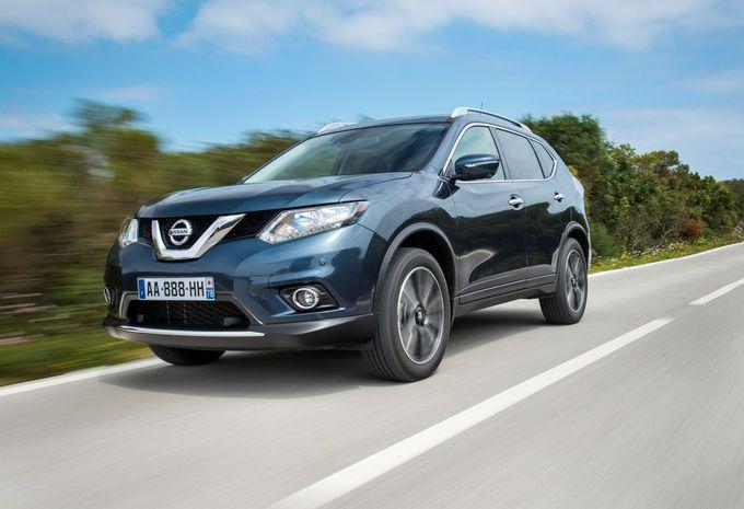 Nissan X-Trail #1