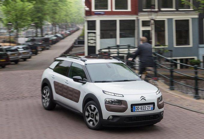 Citroën C4 Cactus #1