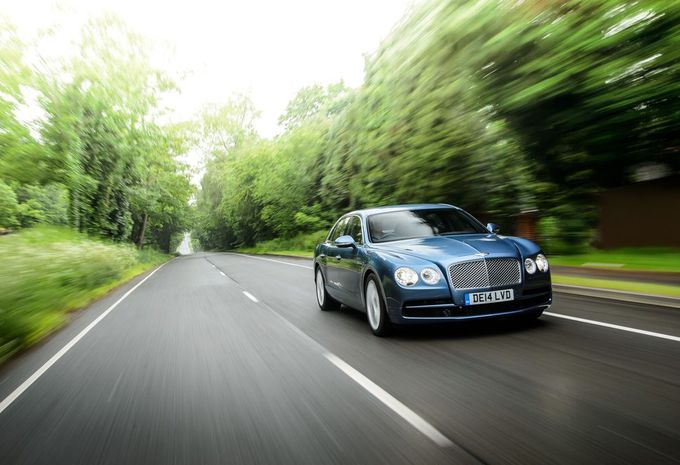 Bentley Flying Spur V8 #1