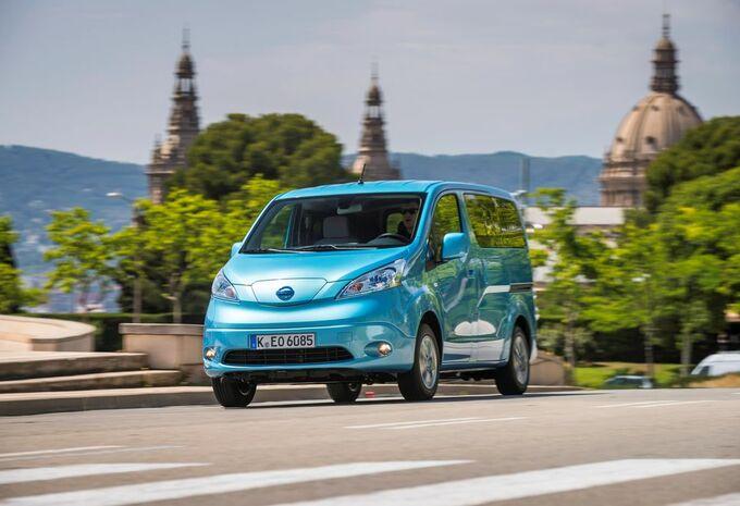 Nissan Evalia e-NV 200 #1