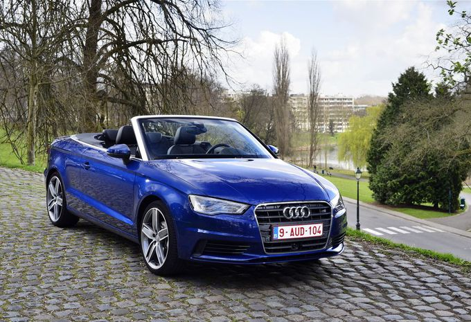 images audi a3 cabriolet 2 0 tdi moniteur automobile. Black Bedroom Furniture Sets. Home Design Ideas