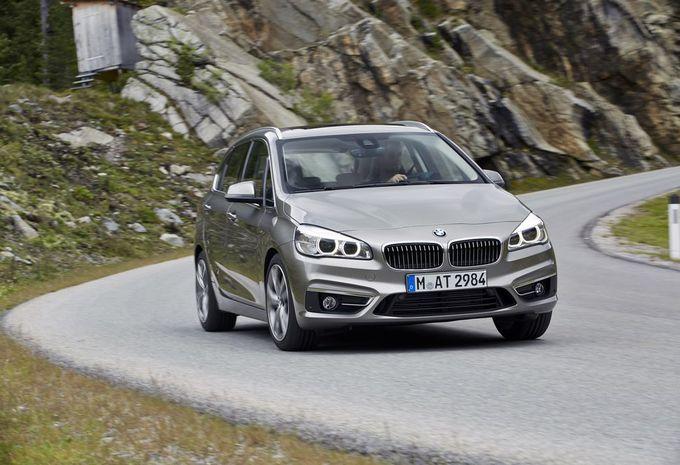 BMW Série 2 Active Tourer #1