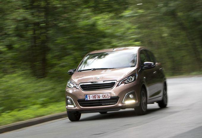 Peugeot 108 1.2 PureTech 82 #1