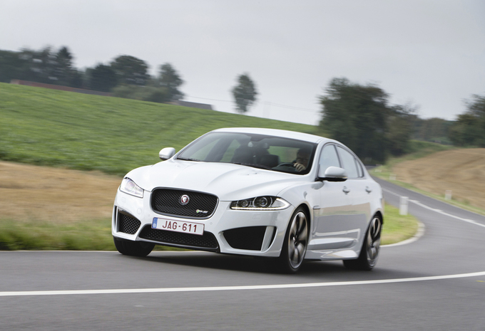Jaguar XFR-S #1