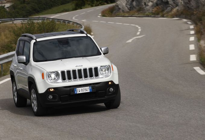 Jeep Renegade #1