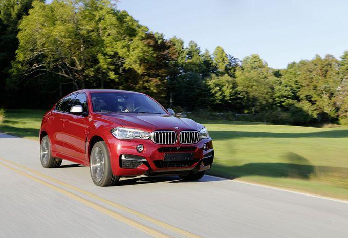 BMW X6, star du X #1