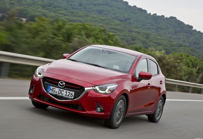 Mazda 2, séduction Kodo #1