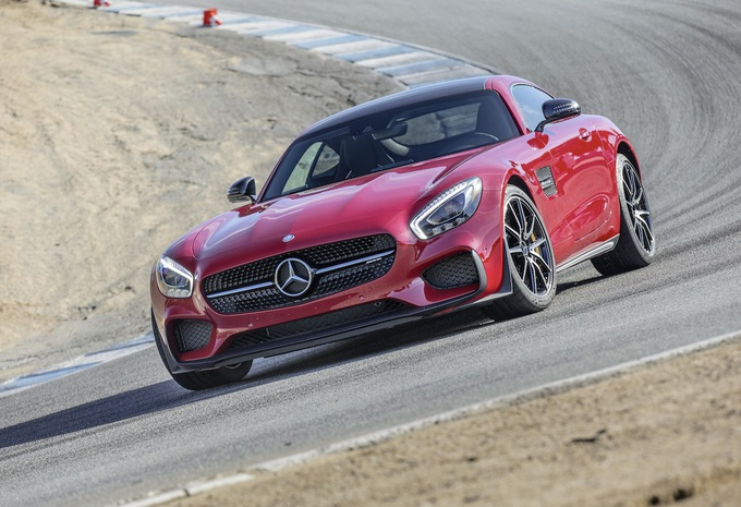 Mercedes-AMG GT S, souffler doublement, c'est gagner #1