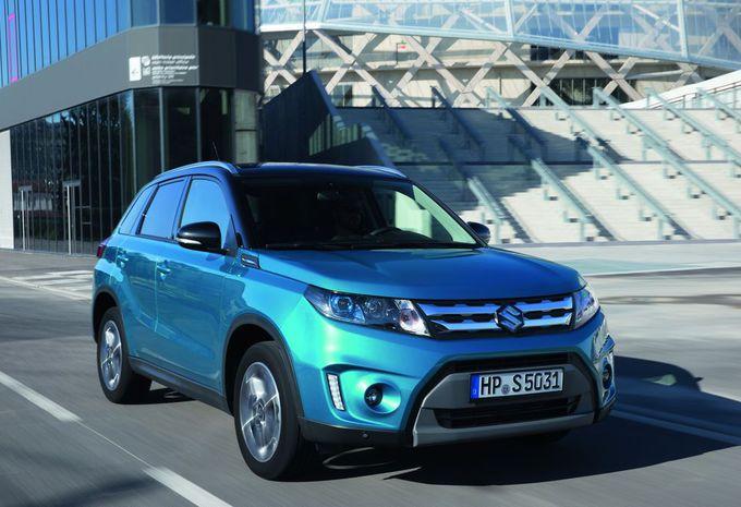 Suzuki Vitara devient un vrai SUV #1