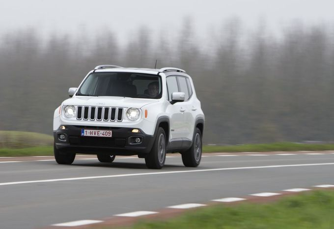 Jeep Renegade 1.6 MJD #1