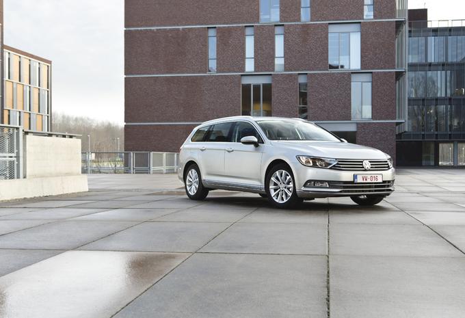 Volkswagen Passat Variant 2.0 TDI 150 #1
