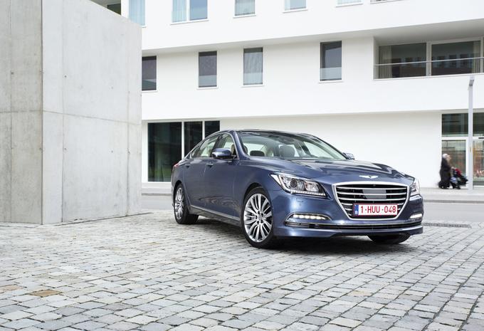 Hyundai Genesis #1