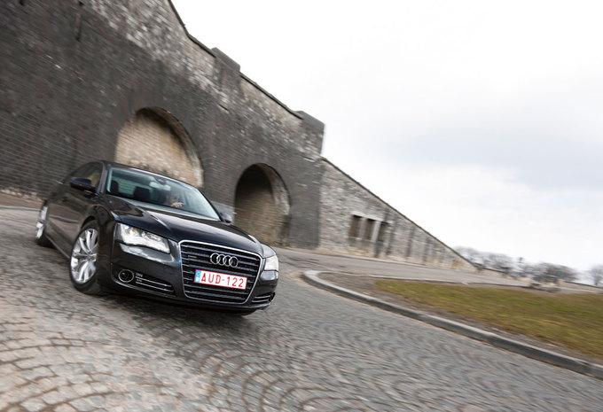 Audi A8 4.2 TDI : Schaduwkopman #1