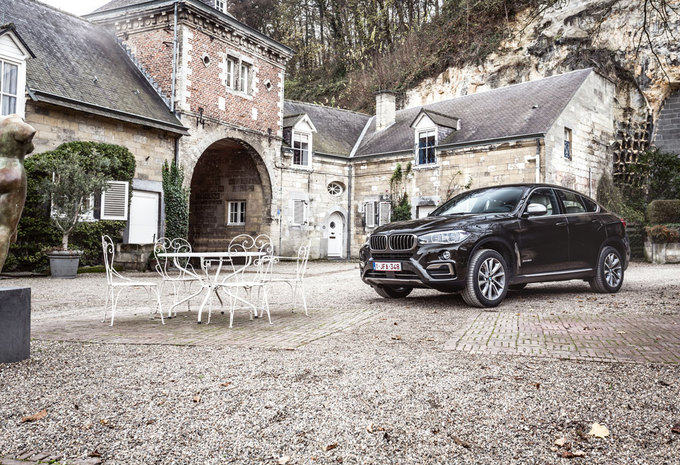 BMW X6 30d : Lik op stuk #1